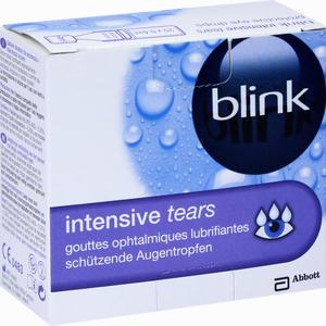 Abbildung von Blink Intensive Tears Ud Einzeldosispipetten 20 x 0.4 ml