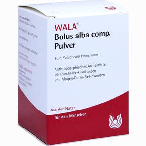 Abbildung von Bolus Alba Comp. Pulver  35 g