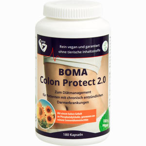 Abbildung von Boma Colon Protect 2.0 Kapseln 180 Stück