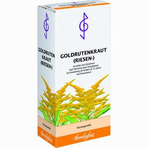 Abbildung von Bombastus Goldrutenkraut (riesen) Tee 100 g