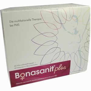Abbildung von Bonasanit Plus 60kapseln/60brausetabletten Kombipackung 1 Stück