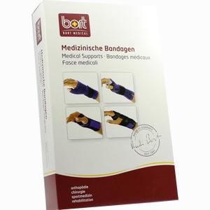 Abbildung von Bort Handgelenkstütze M.daum U Band Haut X- Large Bandage 1 Stück