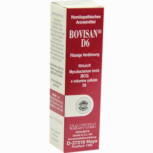 Abbildung von Bovisan D6 Tropfen 5 ml