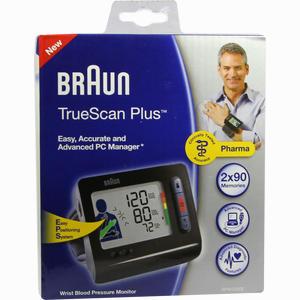 Abbildung von Braun Truescan Plus Bpw 4300 Handgelenks- Blutdruckmessgerät 1 Stück