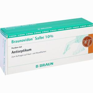 Abbildung von Braunovidon Salbe  100 g