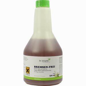 Abbildung von Bremsen- Frei Vet. Lösung 500 ml