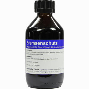 Abbildung von Bremsenschutz Vet 250 ml