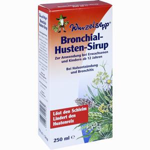 Abbildung von Bronchial- Husten- Sirup  250 ml