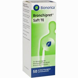 Abbildung von Bronchipret Saft Te  50 ml
