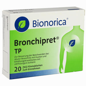 Abbildung von Bronchipret Tp Filmtabletten 20 Stück
