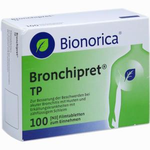 Abbildung von Bronchipret Tp Filmtabletten 100 Stück
