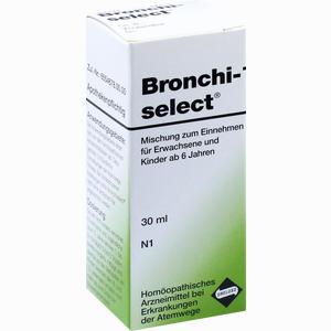 Abbildung von Bronchiselect Tropfen 30 ml