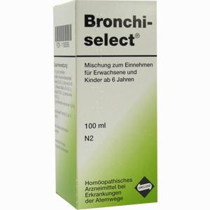 Abbildung von Bronchiselect Tropfen 100 ml