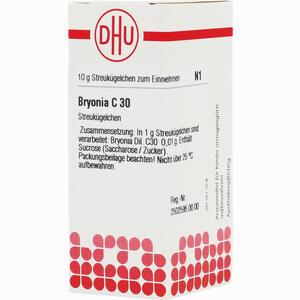 Abbildung von Bryonia C30 Globuli 10 g
