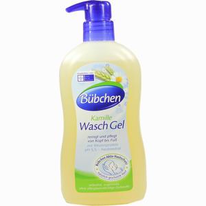Abbildung von Bübchen Baby Wasch Gel Bad 400 ml