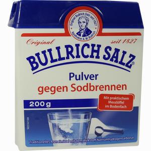Abbildung von Bullrich Salz Pulver  200 g