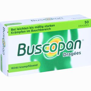 Abbildung von Buscopan Dragees 50 Stück