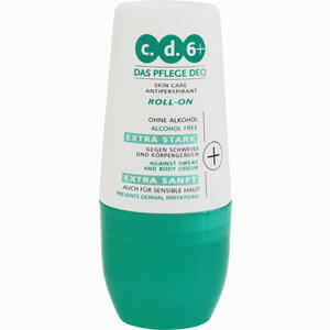 Abbildung von C.d.6 + Pflegedeo Roll- On Emulsion 60 ml