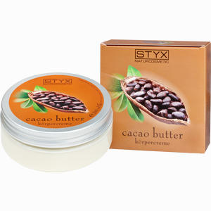 Abbildung von Cacaobutter Körpercreme  200 ml