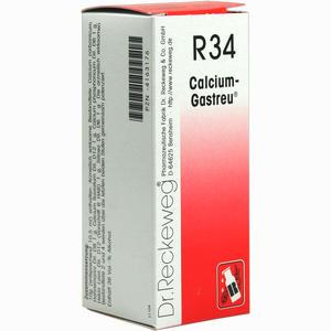 Abbildung von Calcium- Gastreu R34 Tropfen 50 ml