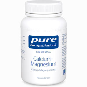 Abbildung von Calcium- Magnesium (calcium- /magnesiumcitrat) Kapseln 90 Stück