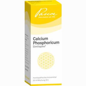 Abbildung von Calcium Phos Similiaplex Tropfen 50 ml