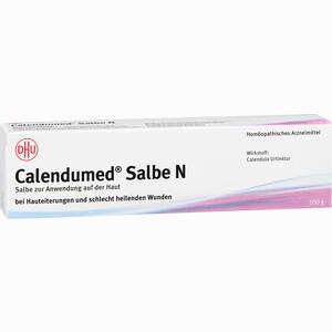 Abbildung von Calendumed Salbe N  100 g