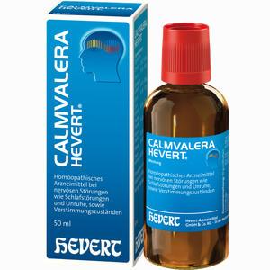 Abbildung von Calmvalera Hevert Tropfen 50 ml