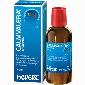 Abbildung von Calmvalera Hevert Tropfen 100 ml