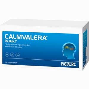 Abbildung von Calmvalera Injekt Ampullen 100 Stück