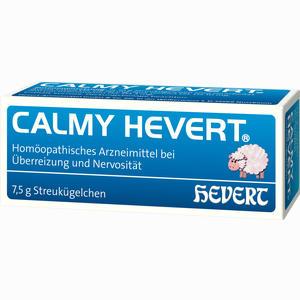 Abbildung von Calmy Hevert Globuli  7.5 g