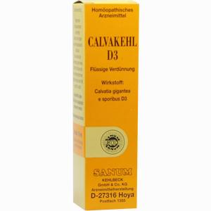 Abbildung von Calvakehl D3 Tropfen 10 ml