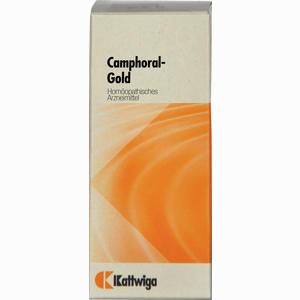 Abbildung von Camphoral- Gold Tropfen 50 ml