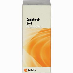 Abbildung von Camphoral- Gold Tropfen 100 ml