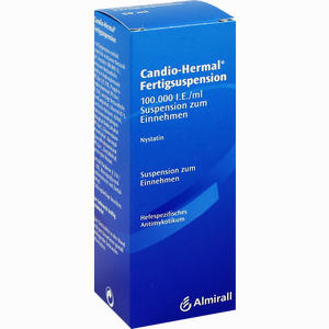 Abbildung von Candio Hermal Suspension 50 ml