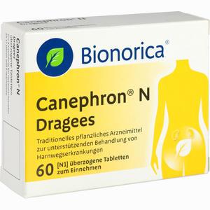 Abbildung von Canephron N Dragees Tabletten 60 Stück