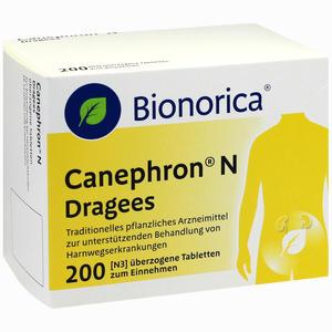 Abbildung von Canephron N Dragees Tabletten 200 Stück