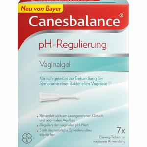 Abbildung von Canesbalance Vaginalgel 7 x 5 ml