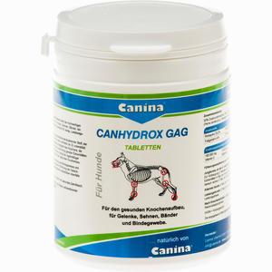 Abbildung von Canhydrox Gag Vet Tabletten 200 g