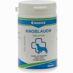 Abbildung von Canina Knoblauch für Hunde Tabletten  45 Stück