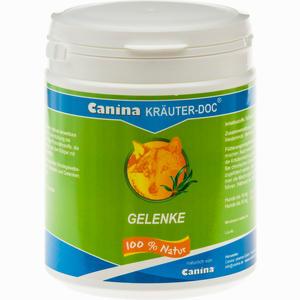 Abbildung von Canina Kräuter- Doc Gelenke Vet. Pulver 300 g