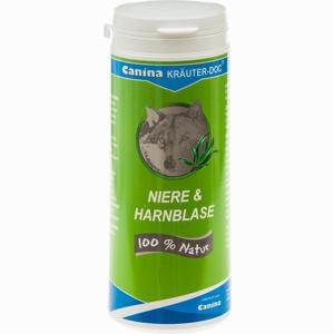 Abbildung von Canina Kräuter- Doc Niere & Harnblase Vet. Pulver 150 g