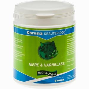 Abbildung von Canina Kräuter- Doc Niere & Harnblase Vet. Pulver 300 g