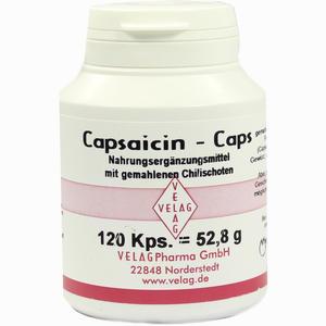 Abbildung von Capsaicin- Caps Kapseln 120 Stück