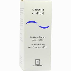 Abbildung von Capsella Cp- Fluid  50 ml