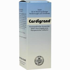Abbildung von Cardigrand Tropfen  50 ml