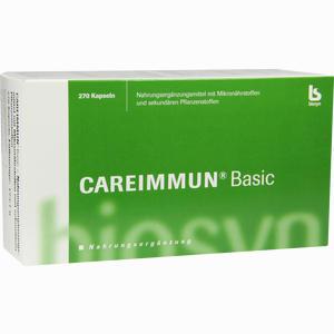 Abbildung von Careimmun Basic Kapseln 270 Stück