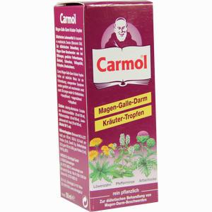 Abbildung von Carmol Magen- Galle- Darm Kräuter- Tropfen  50 ml