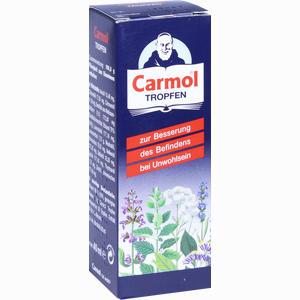 Abbildung von Carmol Tropfen  40 ml