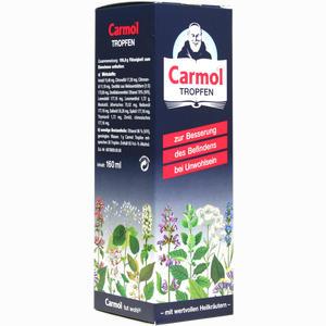 Abbildung von Carmol Tropfen  160 ml